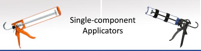 single-components-applicators
